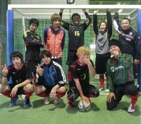 下位優勝【bEoNe FC】